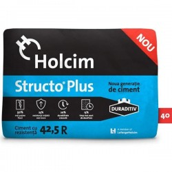 CIMENT STRUCTO PLUS 42.5R 40 KG