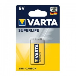BATERIE SUPERLIFE 9 VARTA