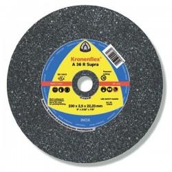 DISC ABRAZIV DE DEBITARE INOX A36 R SUPRA - 180 x 2.5 MM