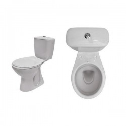 VAS WC + REZERVOR PARDOSEALA PRESIDENT