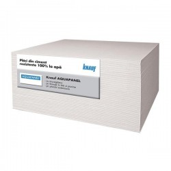PLACA KNAUF AQUAPANEL-EXTERIOR 12.5 X 1200 X 2400 MM