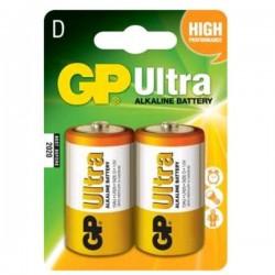 BATERIE GP13 R20 ALCALINA 2/BLISTER