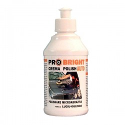 CREMA POLISH AUTO 250 ML PRO BRIGHT