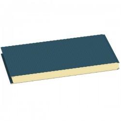 PANOU SANDWICH PERETE 40 MM RAL 9002/9002 0.3/0.3 MM