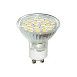 BEC HALOGEN GU10 24 LED SMD 3.5W