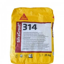 SIKA GROUT 314 - SAC 25 KG