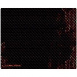 MOUSE PAD GAMING RED ESP-EA146R 44 X 35 CM