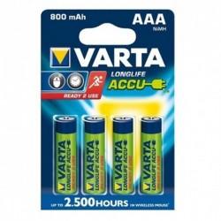 ACUMULATOR AAA 800MAH BAT0255 VARTA