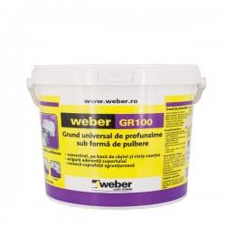 GRUND DE AMORSARE WEBER GR100 - 5 KG