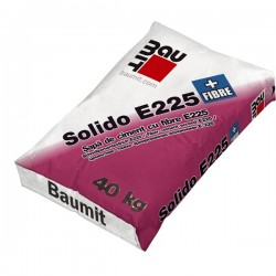 SAPA BAUMIT SOLIDO E225 40 KG (ESTRICHT C20)