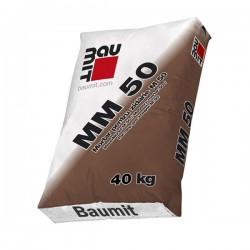 MORTAR ZIDARIE BAUMIT MM 50 40KG