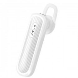CASCA BLUETOOTH 70MAH ALB SKU-7701