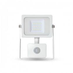 REFLECTOR LED ALB SMD 10W 6000K IP44 CU SENZOR DE MISCARE 5788