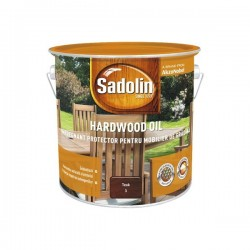 IMPREGNANT SADOLIN HARDWOOD OIL 3 TEAK 2.5 L