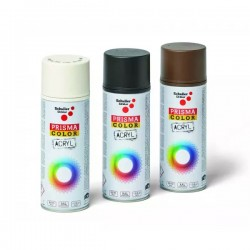 PRISMA COLOR SPRAY LAC CREM MAT 91013