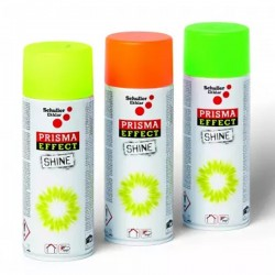 PRISMA COLOR SPRAY FLUORESCENT GALBEN 91060