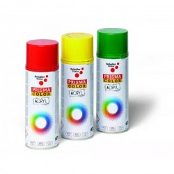 PRISMA COLOR SPRAY LAC ALB RAL 9010