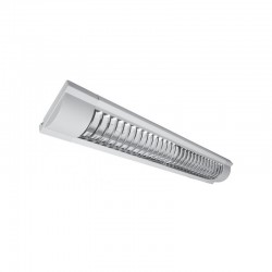 CORP GRILA TUB LED 2 X 18 W 120 CM D40073