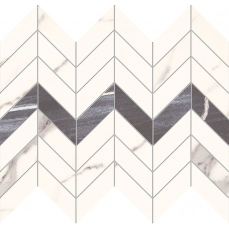 MOZAIC BONELLA WHITE - 29.8 X 24.6 CM