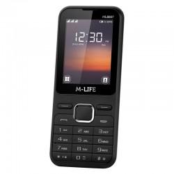 TELEFON GSM NEGRU+ALB ML600