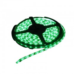 BANDA LED SMD 3528 VERDE IP20 5M