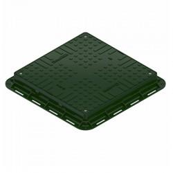 CAPAC + RAMA DIN COMPOZIT NECAROSABIL A15 700 X 700 MM