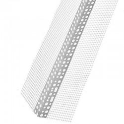 PROFIL DIN ALUMINIU CU PLASA FIBRA 2.5 ML