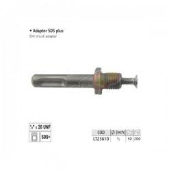 ADAPTOR SDS PLUS 1/2'' LT23610