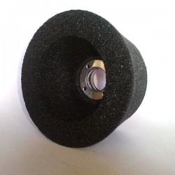 DISC ABRAZIV TIP OALE 100 MM P80 8668