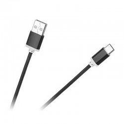 CABLU USB TIP C - NEGRU