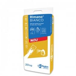 GLET DE IPSOS RIMANO BIANCO - 20 KG