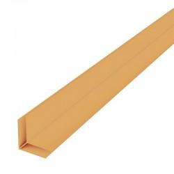 VOX PROFIL PVC DE COLT STEJAR 8 MM