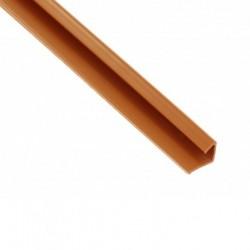 VOX PROFIL PVC TERMINAL CIRES 8 MM