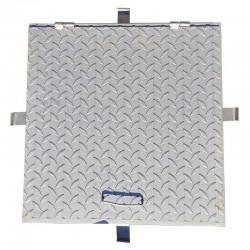 CAPAC CANALIZARE TABLA 1100 X 1100 MM