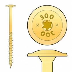 SURUB DULGHERIE CAP PLAT STEA 5 X 60 MM CT 05060 320506