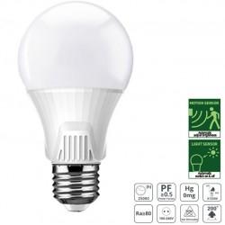BEC LED SAMSUNG CU SENZOR 9W E27 6500K A60 VE20079