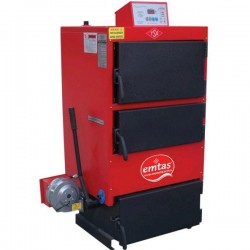 CAZAN OTEL COMBUSTIBIL SOLID EMTS 25 KW