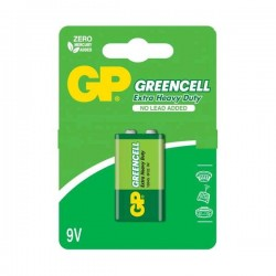 BATERIE ZINC 9 V GP1604G/BL1