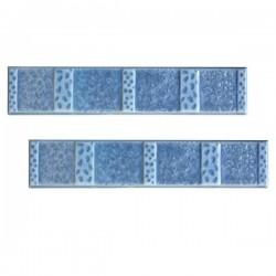 BRAU ADRENALINA BLUE 4.8 X 25 CM
