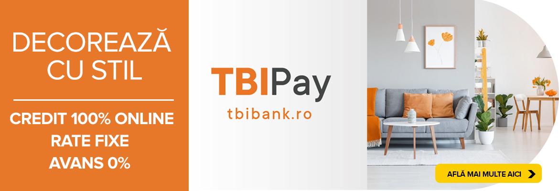 Finantare credit online vasion.ro prin TBI