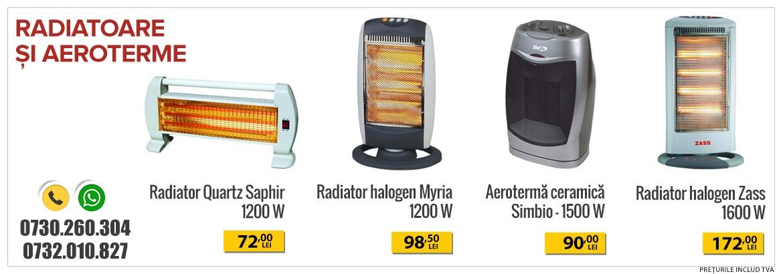 Radiatoare aeroterme