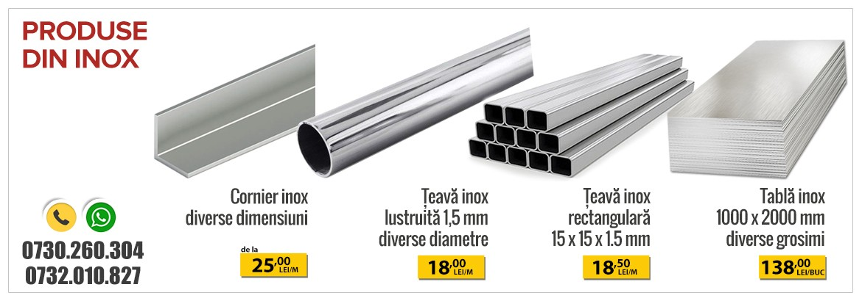 Materiale Inox